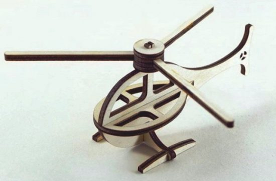 Budget Helicopter